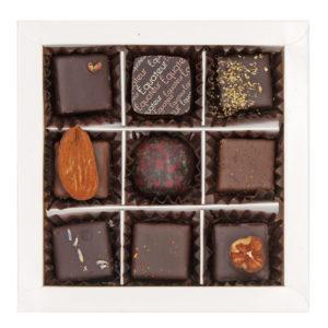 Boite de 9 Chocolats