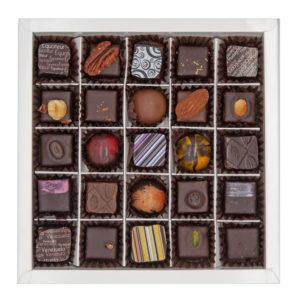 Boite de 25 Chocolats