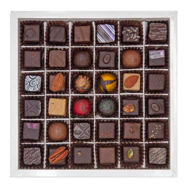 Boite de 36 chocolats