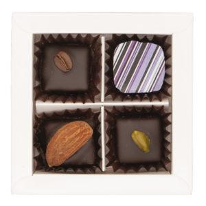 Boite de 4 Chocolats