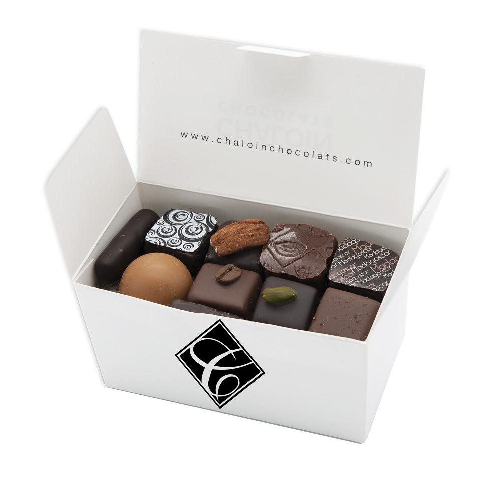 Chocolats chaloin Ballotin