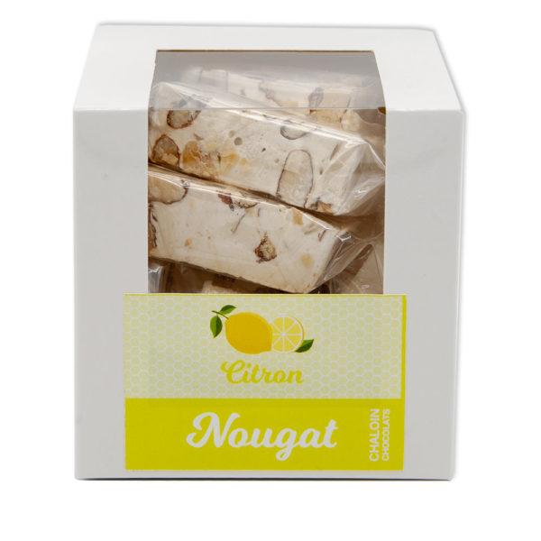 Papillotes Nougat Citron