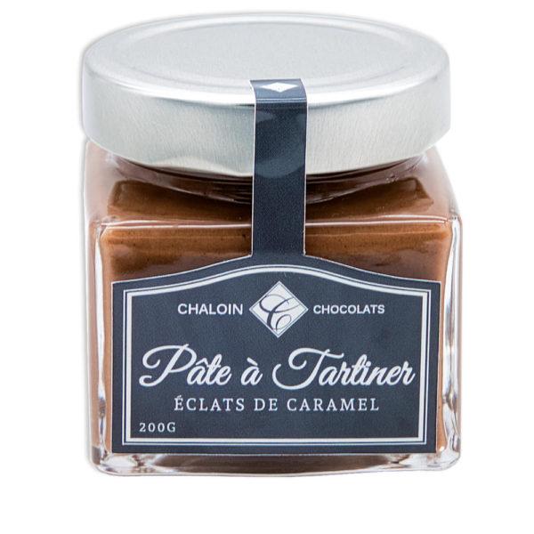 Pâtes a tartiner 200gr Éclats de Caramel